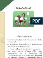 3 paradigmas