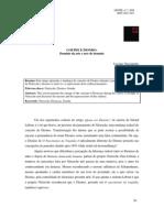 GOETHE E DIONISO - Domínio da arte e arte do domínio -  LUCIANO