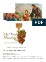 2016 - The Eucharist and Family Life
