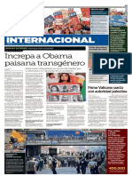 Entrevista/ Jennicet Gutiérrez, inmigrante transgénero