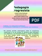 Capitulo 1 Pedagogía Progresista