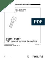 datasheet BC557