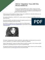 """Giovanna Grigio, A Mili De """"Chiquititas"""" Troca SBT Pela Globo E Interpreta Mocina Sofrida Em"""