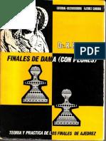 Rey Ardid-Finales de Dama(Con Peones)-Tomo III de Finales
