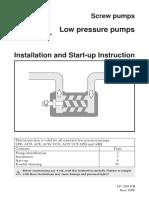 9. Pump Installation