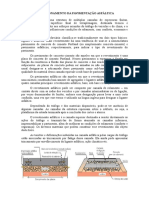 Dimensionamento Da Pavimentação Asfáltica