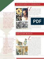Milagro Eucarístico de San Bernardo quien convierte a un Duque con la Eucaristía