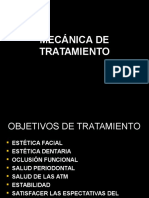 Mecanica de Tratamiento en Denticion Mixtafinal