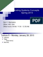 Lecture VirtualMemory