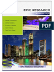 EPIC RESEARCH SINGAPORE - Daily SGX Singapore report of 22 January 2016