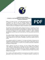 Sociedad Interamericana de Prensa (SIP) condena prohibición contra Guillermo Zuloaga para salir de Venezuela