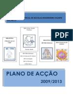 Plano de Acção 2009/2013