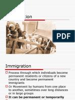 3.3 Immigration