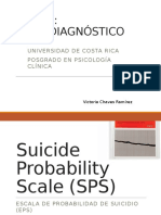 Suicide Probability Scale (SPS)