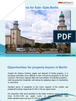 Berlin Apartments for Sale- Gate Berlin