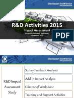 R&D Impact Assessment