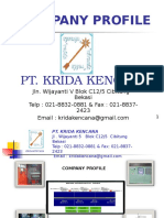 Company Profile Kk