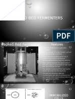 Packed Bed Fermenters