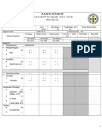 Format Clinical Pathways HEMORROID