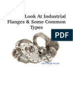 Have a Look at Industrial Flanges & Some Common Types