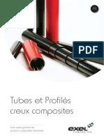 Tubes at Profilés Creux Composites FR