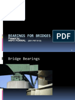Bearings for Bridges