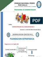 Adm. de La Mercadotecnia
