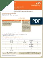 API 5L Grade X65 PSL 2