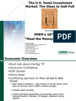 Hospitality Lawyer on State of the Hotel Industry - Dan Lesser at JMBM's Meet the Money 2008