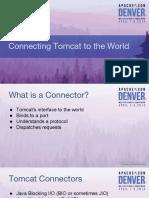 Tomcat Connectors
