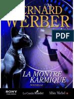 Bernard Werber - La montre karmique.epub