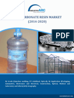 Polycarbonate Resin Market