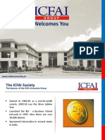 About Icfai