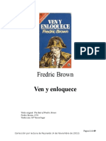 Brown, Fredric - Ven y Enloquece.corr