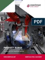 Voortman Product Range