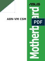 Asus A8N - Vmcsm Socket 939