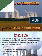 Energies No Renovables