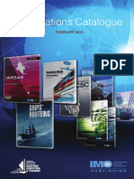 Imo Publications Catalogue (2015)