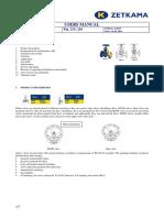 Manual Zetkama Fig.215_216