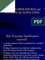 WPS-PQR preparation