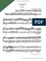 Mozart - Sonata Nº 5 KV 283 (189 h) (Allegro)