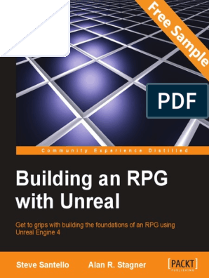 Building an RPG with Unreal - Sample Chapter | Entertainment
