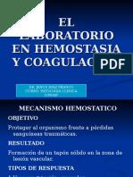 7. Hemostasia y Coagulacion