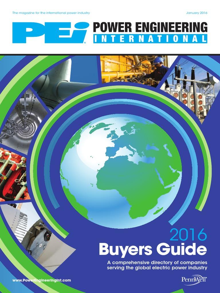 Power Engineering International | Power Station | Boiler