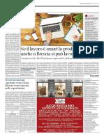 2016 01 19 Osservatori Corriere Della Sera Giulietti Smart Working