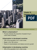 Chapter_18 Trends in Urbanization