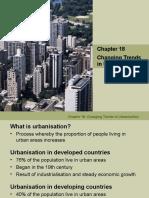 Chapter_18 Trends in Urbanization