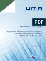 Archivo Planificación de Frecuencias - ITU