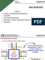Lect_10_2014 - RF Circuit Design