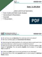 Lect_11_2014 RF Circuit Design